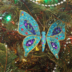 Remember the Good with Christmas Ornaments