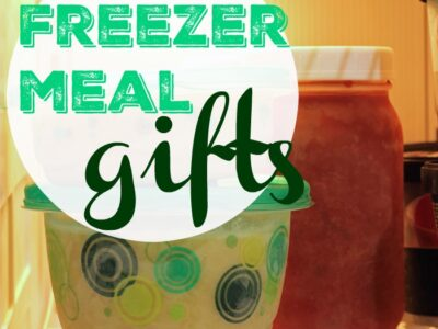 freezer meal gifts FEAT