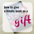 kindle gift FEAT