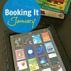 Booking It is Back! Here are My January Reads