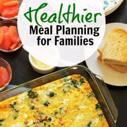 Healthier Meal Planning