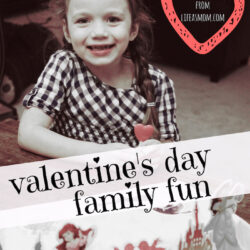 FREE Valentine's Day Family Fun Book of Ideas