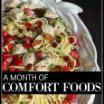 A Month of Comfort Foods hi Cover