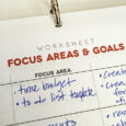 focus areas and goals