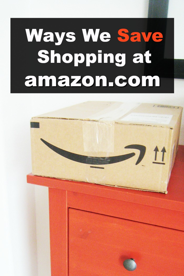 6 Ways We Save with Amazon | Life as Mom