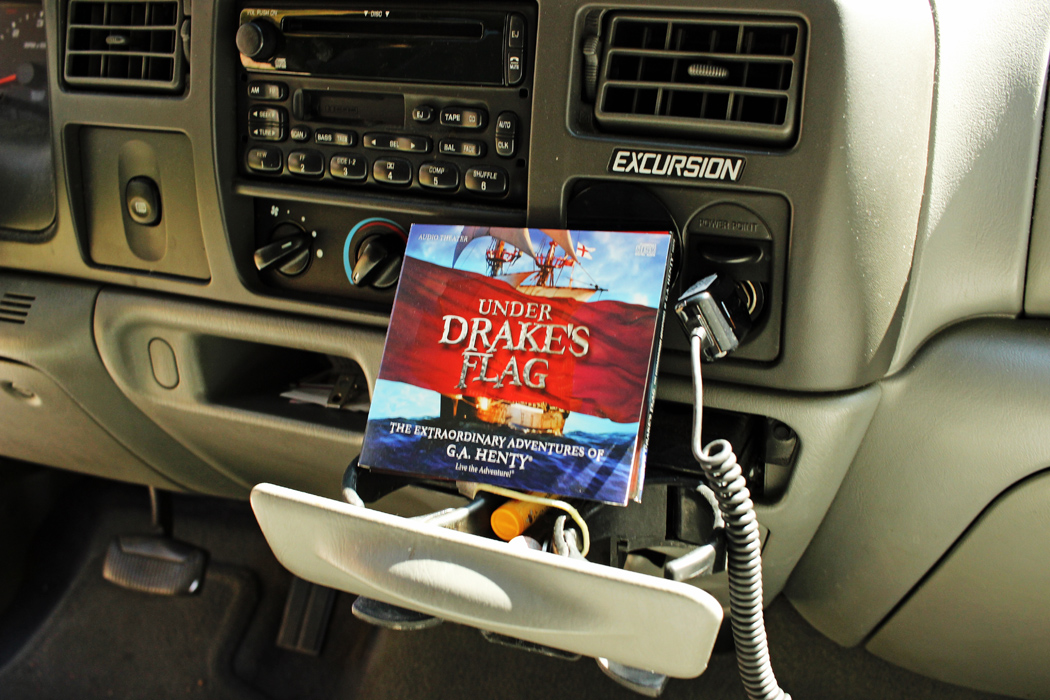 Audiobooks for Family Road Trips | Life as Mom