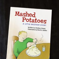 Mashed Potatoes Book – An Adoption Fundraiser