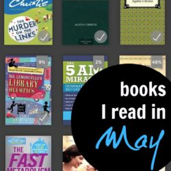 Books I Read in May
