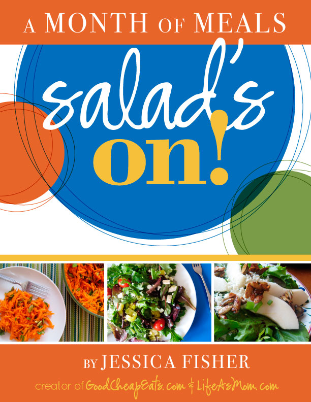 cover image of Salad\'s On Meal Plans