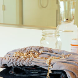 Save Time on Self Care clothes water meds