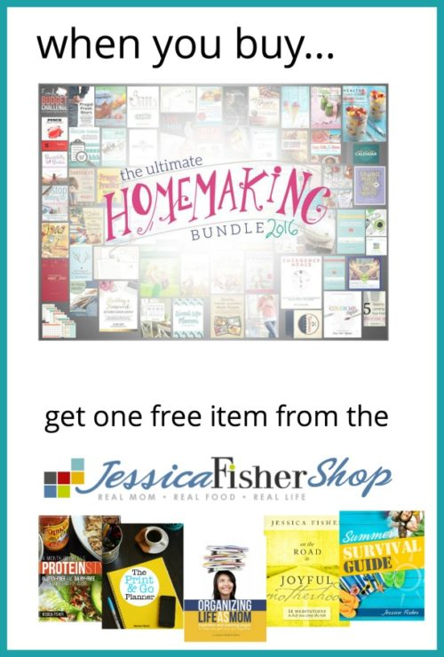 Why I Think You Should Buy the Ultimate Homemaking Bundle (& Why Not)