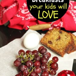 Make Ahead Breakfast Ideas Your Kids Will Love