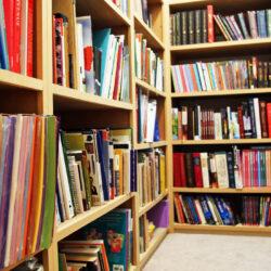 Organizing Homeschool Books