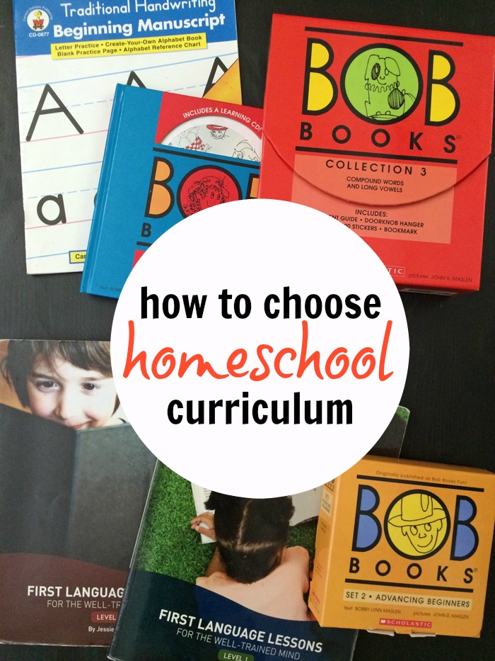 Selecting Teaching Resources for Homeschool PIN