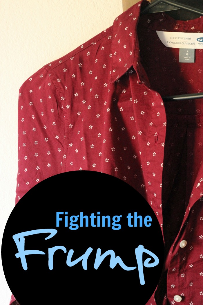 5 Reasons We Don't Bother to Fight the Frump | Life as Mom