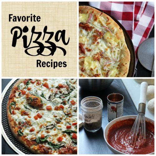 favorite-pizza-recipes
