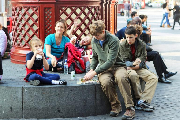 Budget-Friendly, Big Family Travel