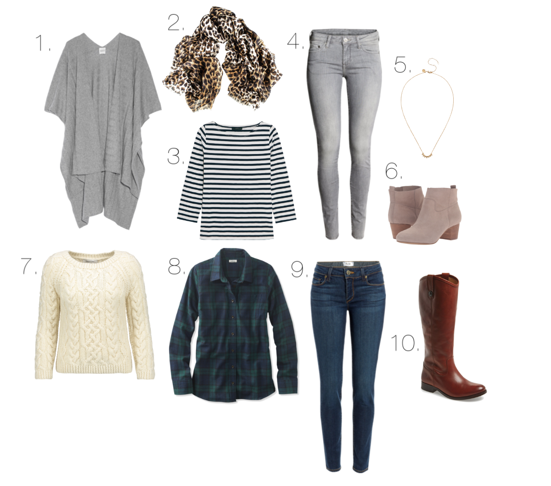 10 Must-Have Wardrobe Items to Fight the Frump   Life as Mom