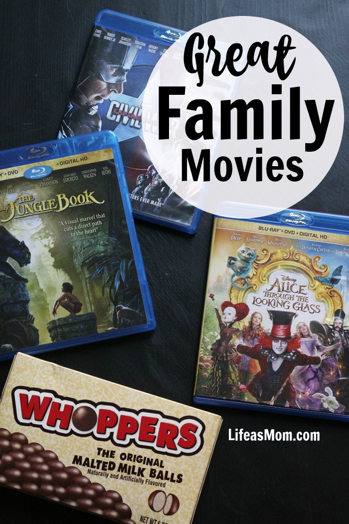 Great Family Movies   Life as Mom
