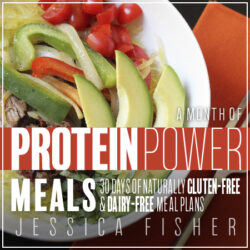 Get a Month of Protein Power Meal Plans (Gluten- and Dairy- Free)