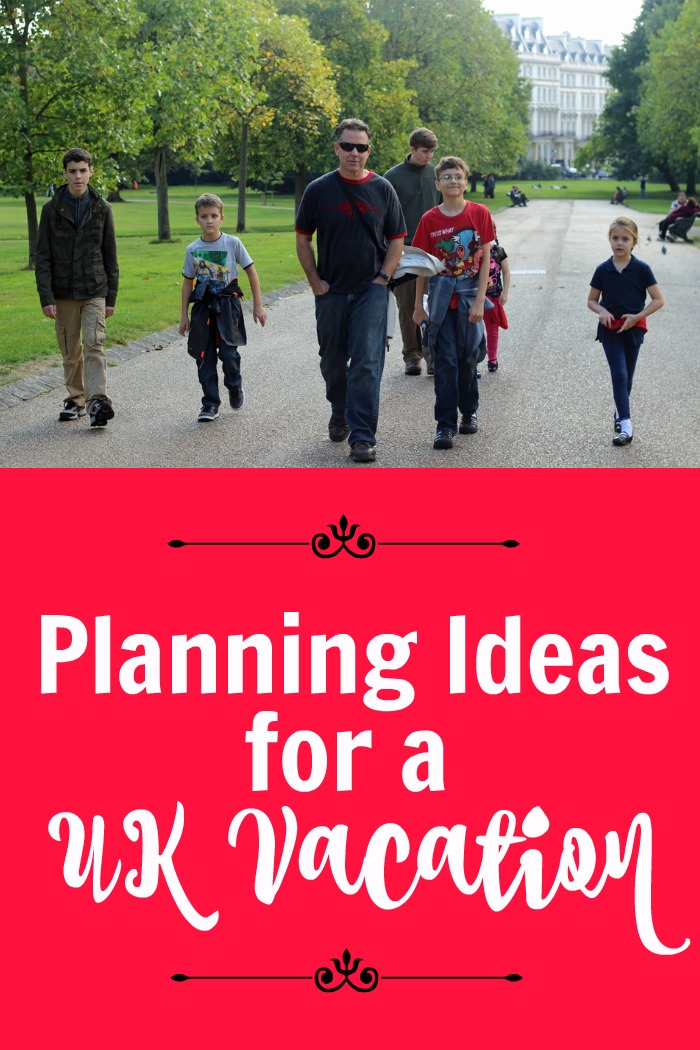 Planning Ideas for a UK Vacation | Life as Mom
