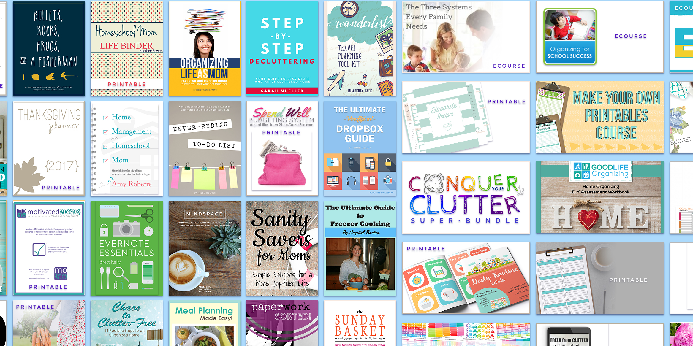 Conquer Your Clutter Today | Life as Mom