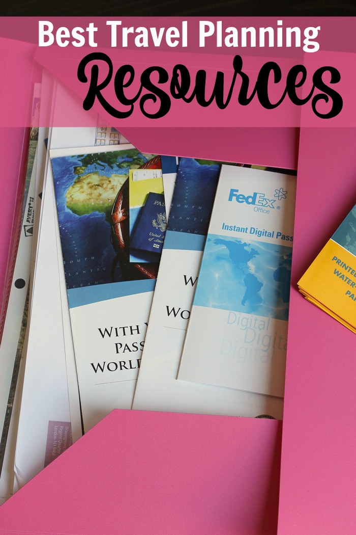 Travel Planning: Five Favorite Things | Life as Mom