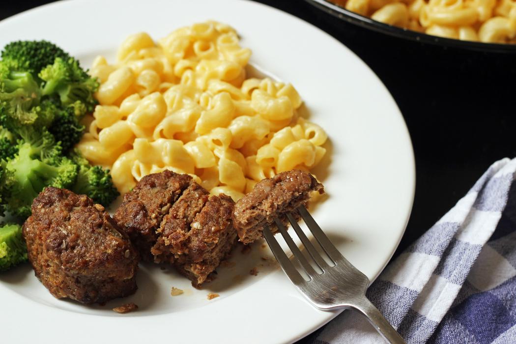 Mini Meatloaves | Life as Mom