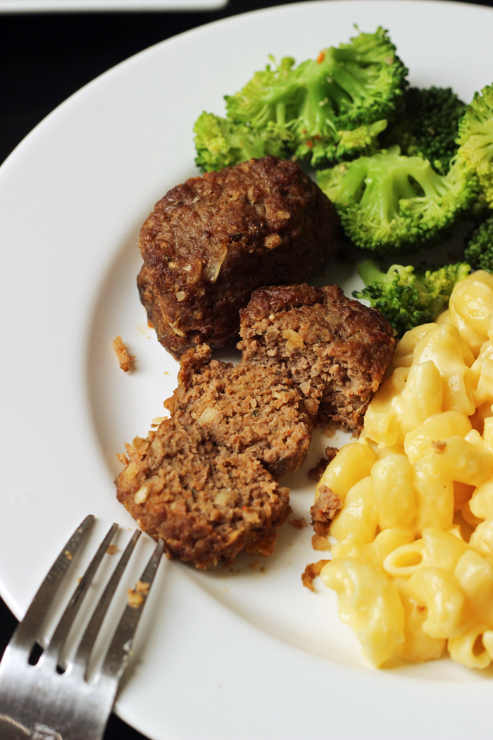 Mini Meatloaves for the Comfort Food Win | Life as Mom