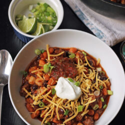 Quickest Chili in the West – Slow Cooker or Stovetop