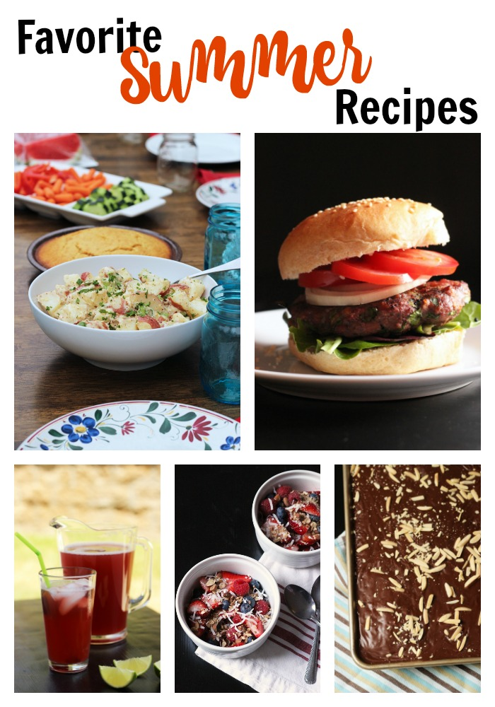 Favorite Summer Recipes to Feed a Crowd