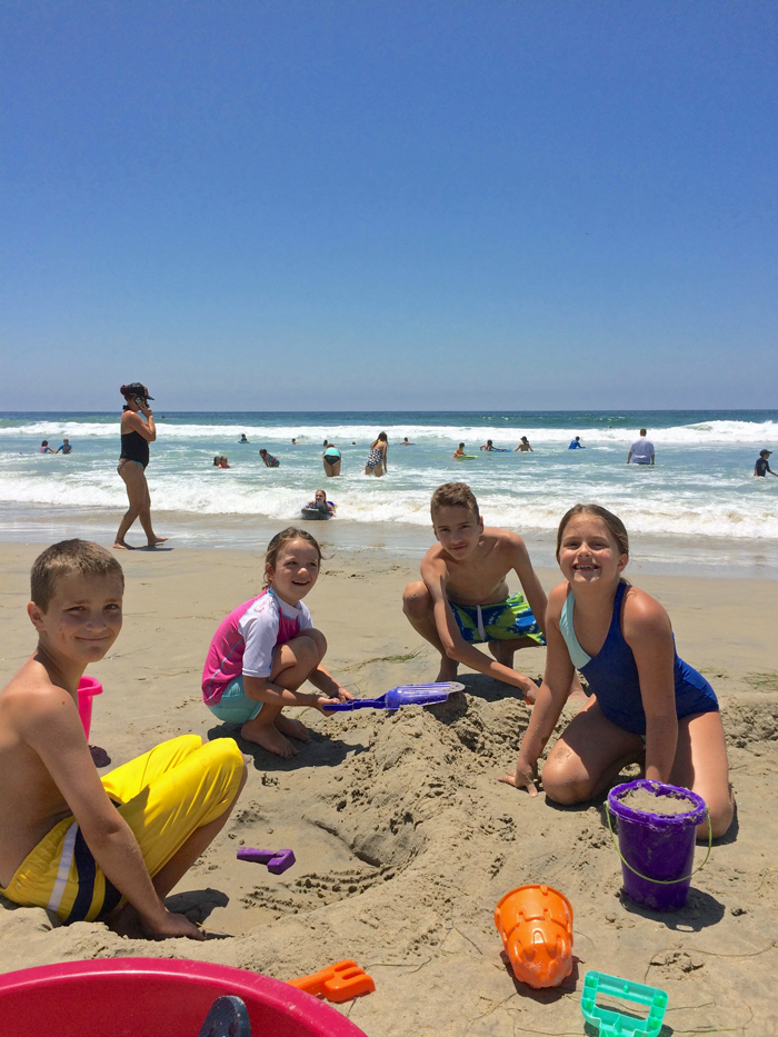Five Favorite Things About Summer | Life as Mom