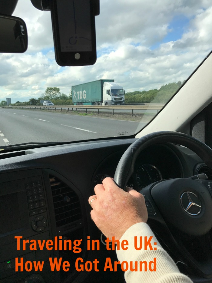 Traveling in the UK: How We Got Around | Life as Mom