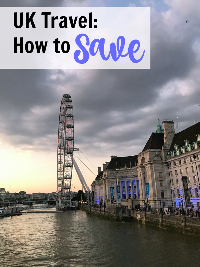 UK Travel: Saving Money on Attractions | Life as Mom