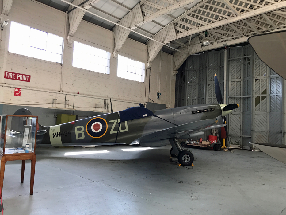 What We Loved about Cambridge and the IWM Duxford