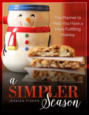 cover of A Simpler Season
