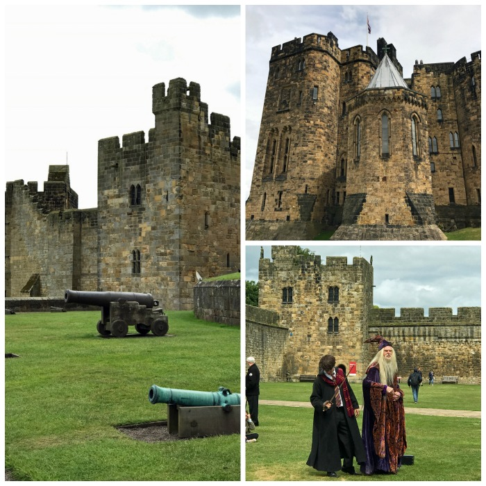 Alnwick Castle, Edinburgh, Secret Gardens, and Unexpected Moments | Life as Mom