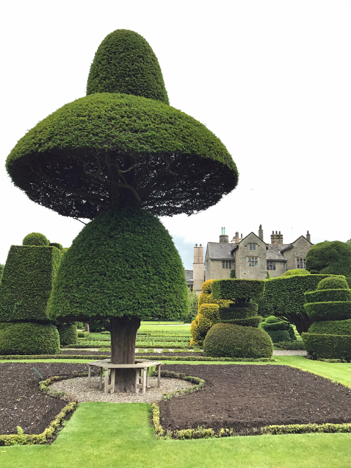 Postcards from the Lake District, Relish, & Levens Hall