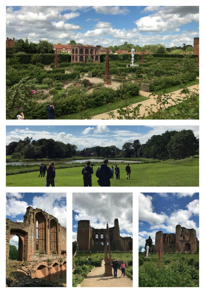 Kenilworth Castle, The Cotswolds, Bath, and Avebury