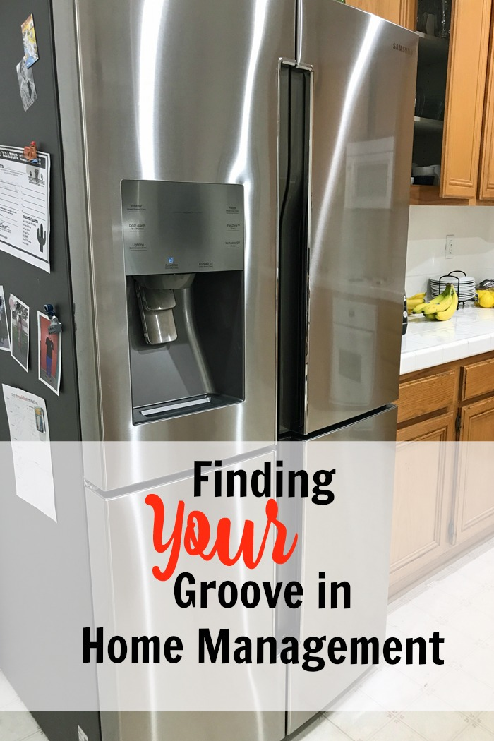 Finding Your Groove in Home Management | Life as Mom