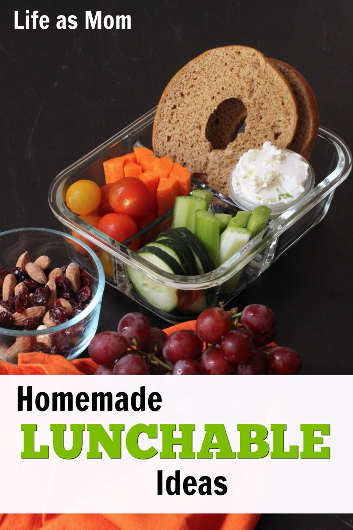 Homemade Lunchable Ideas | Life as Mom