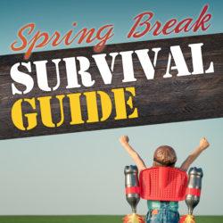 Ready for Spring Break? I've got a shortcut.