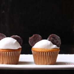 Coco-Nana Cupcakes