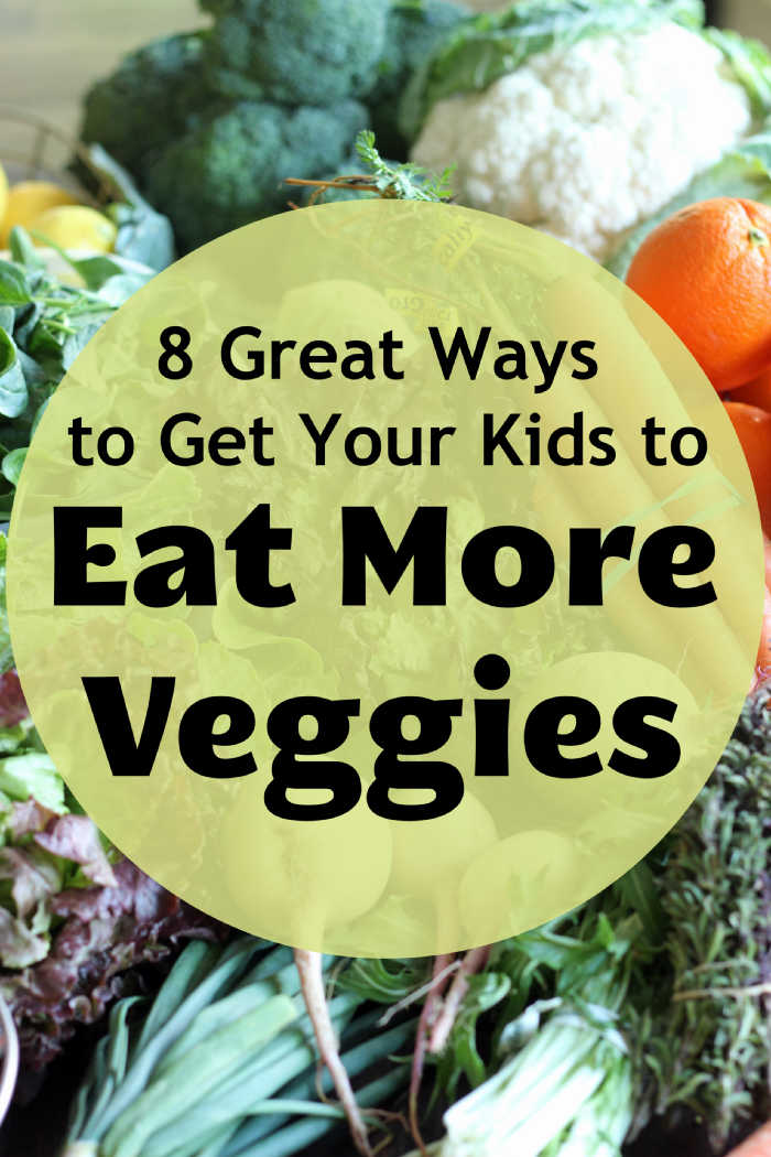 8 Great Ways to Get Your Kids to Eat More Veggies | Life as Mom