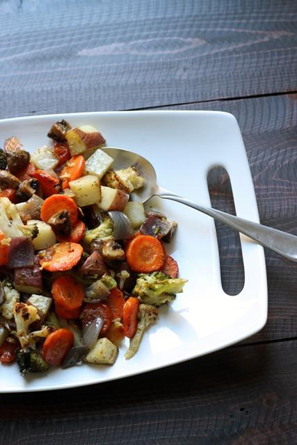 Jessika's Roasted Vegetables