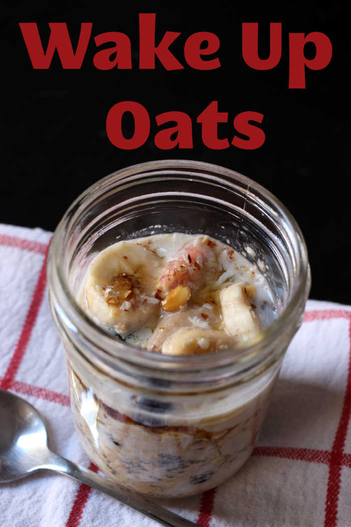Easy Overnight Oats for Mom