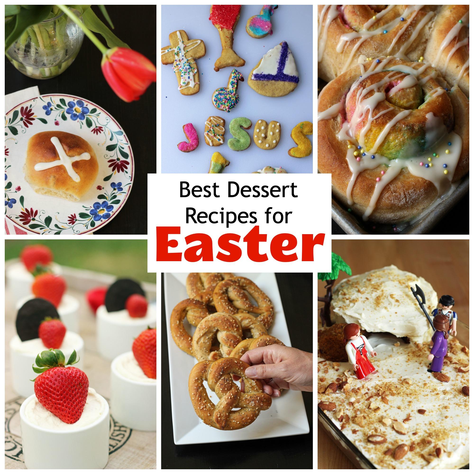 Best Dessert Recipes for Easter | Life as Mom