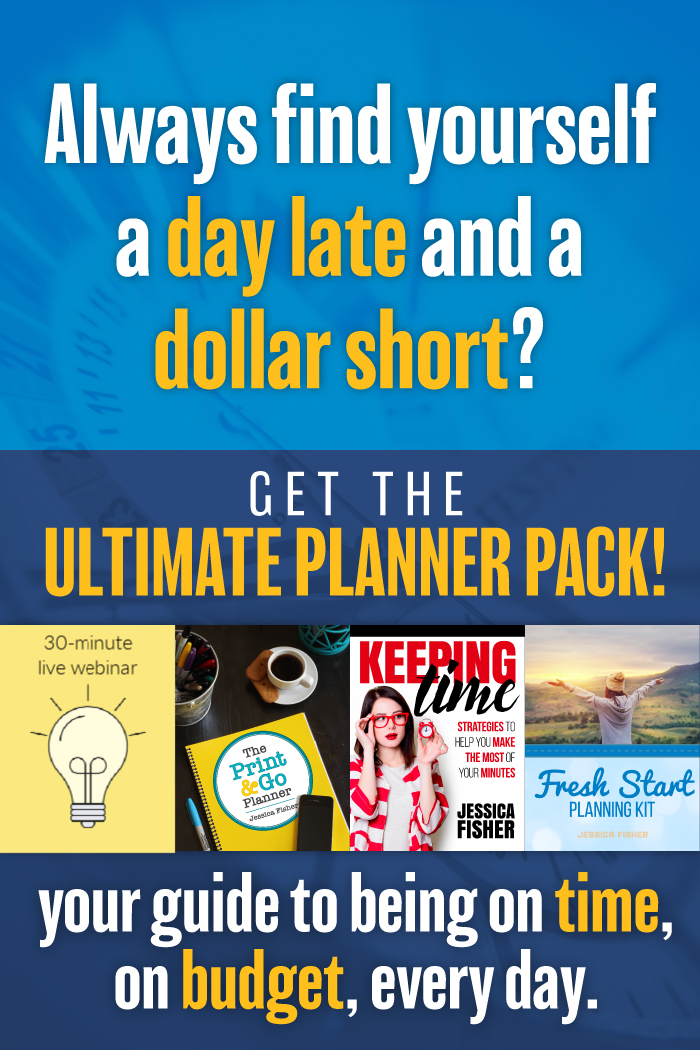 The Ultimate Planner Pack