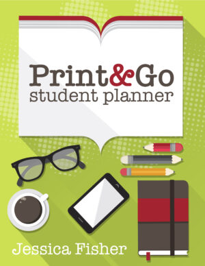 cover of student planner