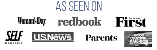 media logos of where jessica has been featured